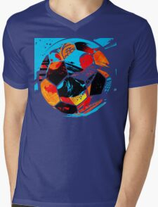 Life Ball Mens V-Neck T-Shirt