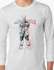 All Might - My Hero Academia Long Sleeve T-Shirt