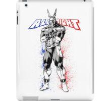 All Might - My Hero Academia iPad Case/Skin