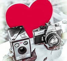 I ♥ Photography Red by Livonne