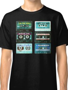 OLD CASSETTE TAPES Classic T-Shirt