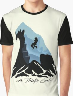 Quest For Libertalia Graphic T-Shirt