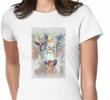 The Fae .. Sheri Womens Fitted T-Shirt