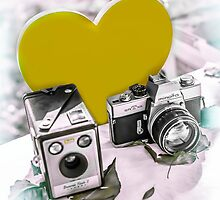 I ♥ Photography Yellow by Livonne