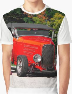 1932 Ford 'Ragtop' Roadster Graphic T-Shirt