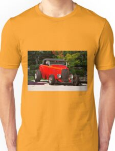 1932 Ford 'Ragtop' Roadster Unisex T-Shirt