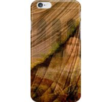 The Woman Behind the Curtain iPhone Case/Skin