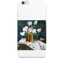 Tulips-Still life iPhone Case/Skin