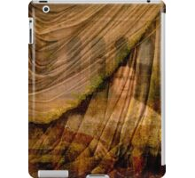 The Woman Behind the Curtain iPad Case/Skin