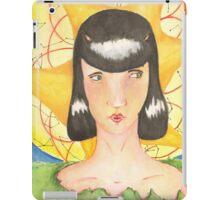Earth Goddess iPad Case/Skin