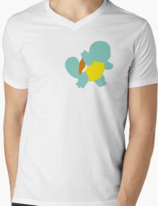 Tiny Turtle Pokemon - Squirtle Mens V-Neck T-Shirt
