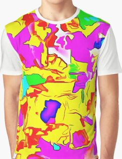 Abstract X2-04 Graphic T-Shirt