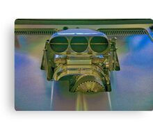 High 'Star Wars' Performance  Canvas Print