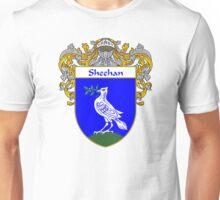 Sheehan Coat of Arms / Sheehan Family Crest Unisex T-Shirt