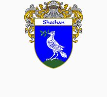 Sheehan Coat of Arms / Sheehan Family Crest Unisex T-Shirt