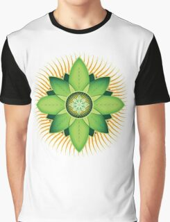 Central Anahata Graphic T-Shirt