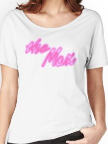 """The Max"" - Neon Sign as seen on ""Saved By The Bell"" Women's Relaxed Fit T-Shirt"