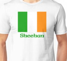 Sheehan Irish Flag Unisex T-Shirt