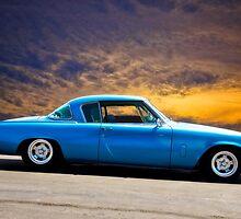 1953 Studebaker 'Blue Streak' Commander by DaveKoontz