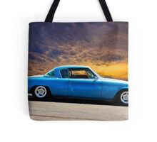1953 Studebaker 'Blue Streak' Commander Tote Bag
