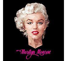 Marilyn Monroe Polyart Photographic Print