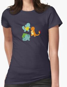 Kanto Trio Womens Fitted T-Shirt