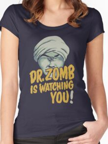 Dr. Zomb Women's Fitted Scoop T-Shirt