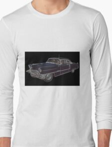 1950's Cadillac Eldorado Long Sleeve T-Shirt