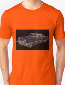 1950's Cadillac Eldorado Unisex T-Shirt