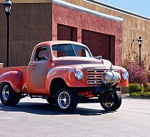 1948 Studebaker 'Gasser' Pickup II by DaveKoontz