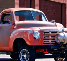 1948 Studebaker 'Gasser' Pickup II Sticker