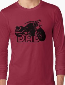 Biker Motorcycle Long Sleeve T-Shirt