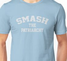smash the patriarchy Unisex T-Shirt