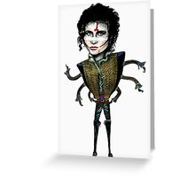 Adam Ant, The Ant Greeting Card