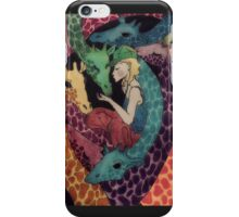 Sat in her tower.... iPhone Case/Skin