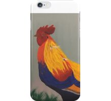MORNING ROOSTER   iPhone Case/Skin