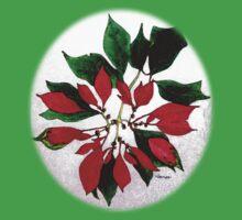 *Poinsettias* by James Lewis Hamilton