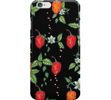 naughty habanero iPhone Case/Skin