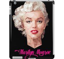Marilyn Monroe Polyart iPad Case/Skin