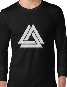 Triple Trouble Long Sleeve T-Shirt