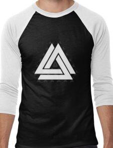Triple Trouble Men's Baseball ¾ T-Shirt