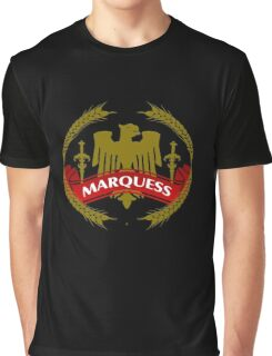The Marquess Coat-of-Arms Graphic T-Shirt