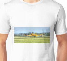 Harvard Takeoff  Unisex T-Shirt