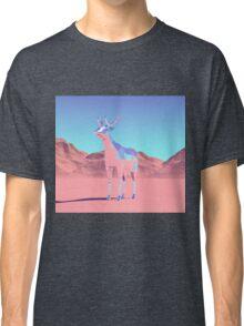 Polygon Deer Classic T-Shirt