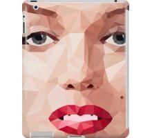 Marilyn Monroe Polyart 2 iPad Case/Skin
