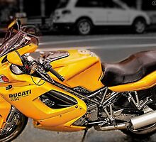 Ducati by wallarooimages