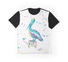 Pelican by Jan Marvin Graphic T-Shirt