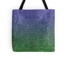 Nightfall Forest Glitter Gradient Tote Bag