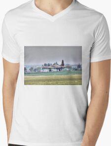 Sally B Takeoff Mens V-Neck T-Shirt