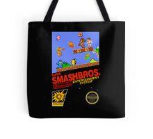 """Super Smash Bros. """"Retrofied"""" Tote Bag"""